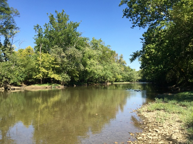 Blueprint columbus vs climate change love clintonville olentangy river in clintonville at a typical summer flow of 45cfs malvernweather Choice Image