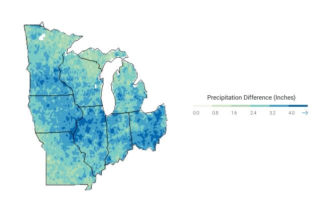 Blueprint columbus vs climate change love clintonville precipitation difference malvernweather Images